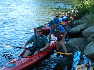 Paddling 8/8/12 | by Great Glen Trails