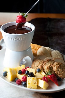 Chocolate-fondue | by bigsky.resort