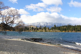 Lake Wakatipu, Queenstown | by Effadylia