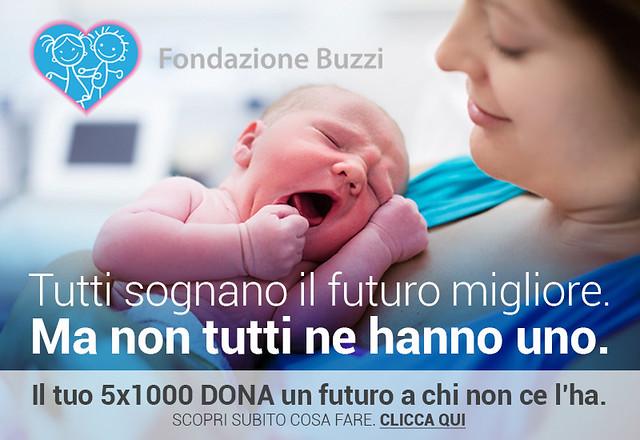 fondazione Bambini Buzzi. Per un futuro migliore