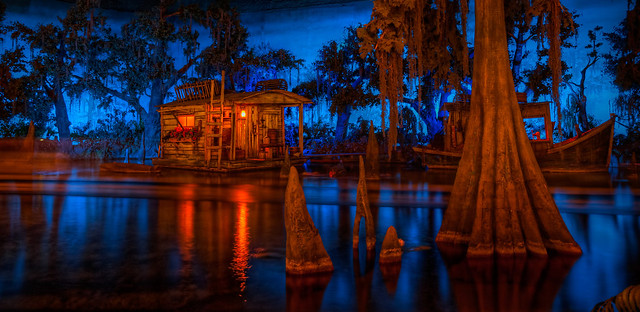 A Night on the Bayou