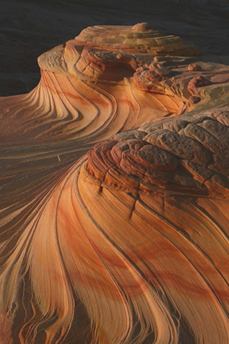 Twists of Time - Second Wave Coyote Buttes North Paria Vermilion Cliffs Wilderness Arizona | by Alex Donnelly