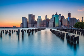 Lower Manhattan HDRI | by enfi