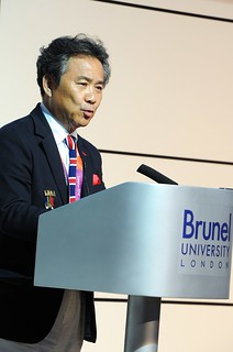 Civic Reception for Team Korea | by Brunel University London