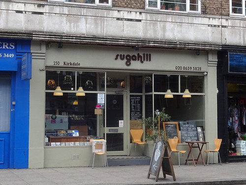 Sugahill, Sydenham, London SE26