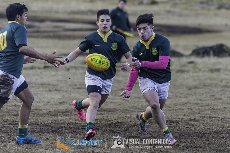Colegio del Sur vs Rio Grande RHC - 1er Torneo Tolhuin - M16