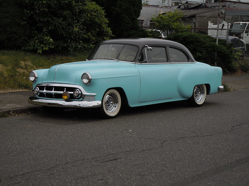 1953 Chevrolet 150 Sedan | by SoulRider.222