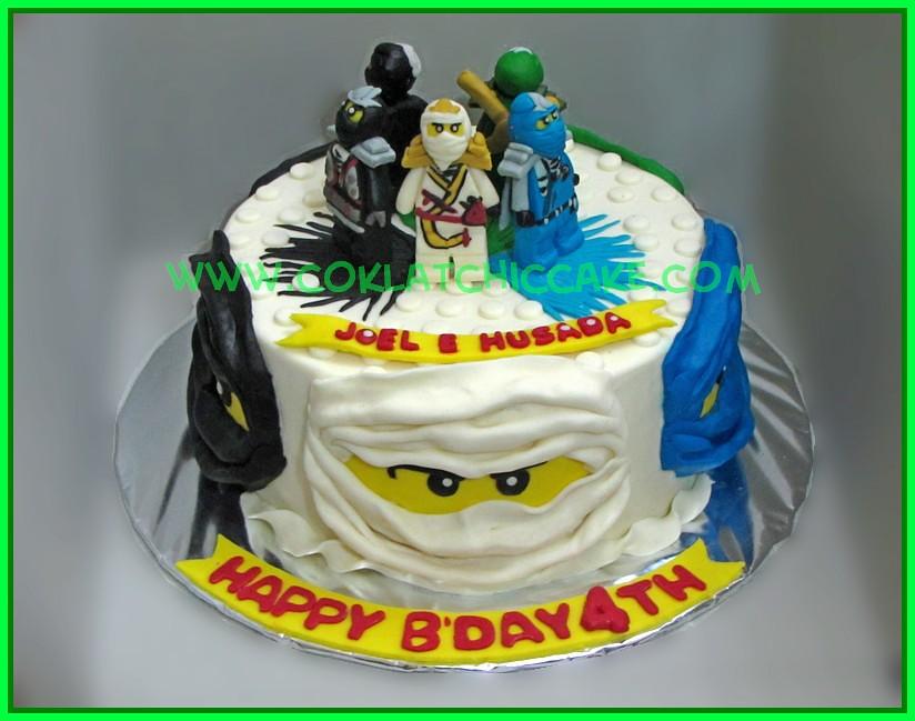 Cake Ninjago