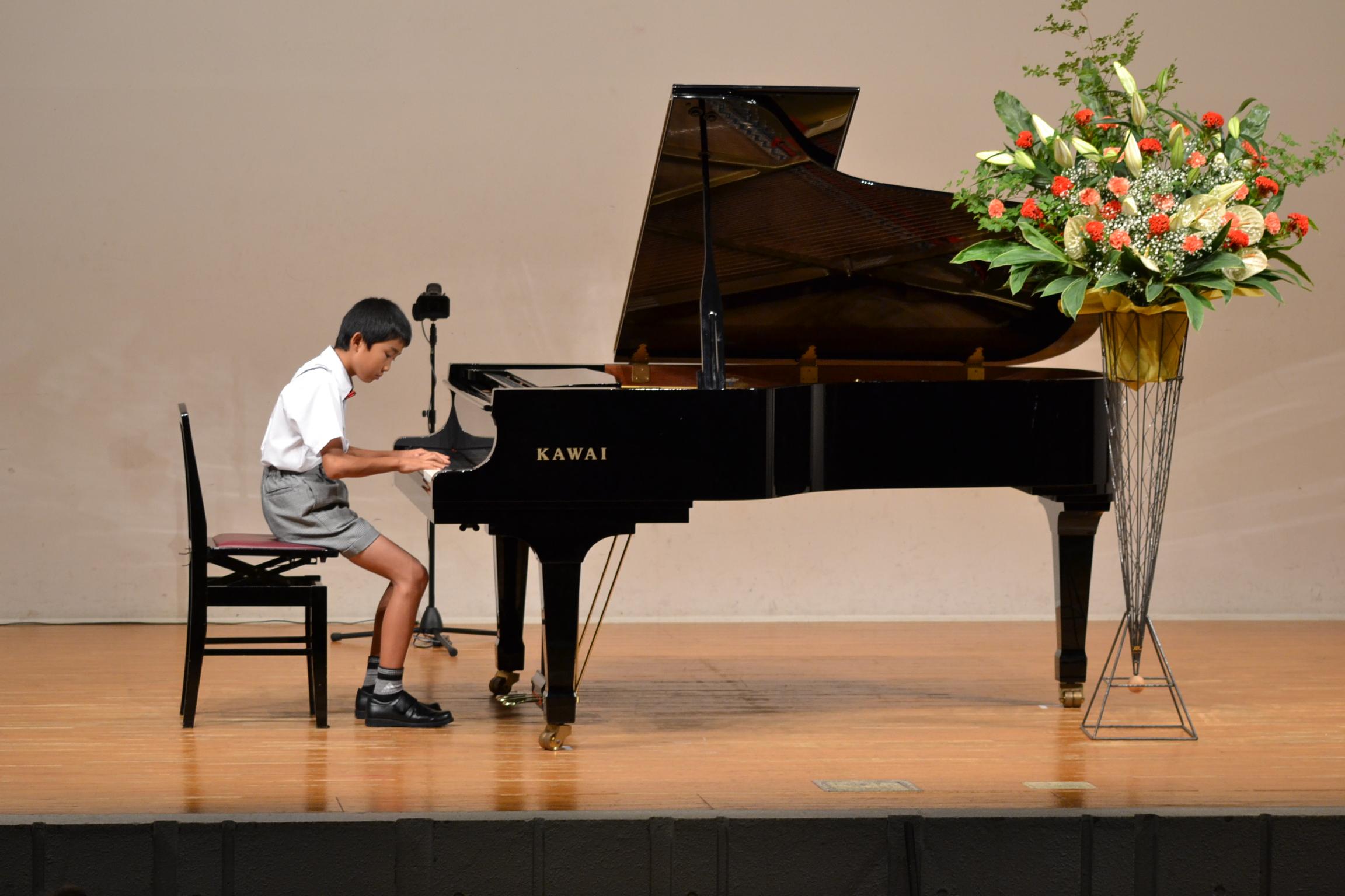 ピアノ発表会 衣裳 男の子 4