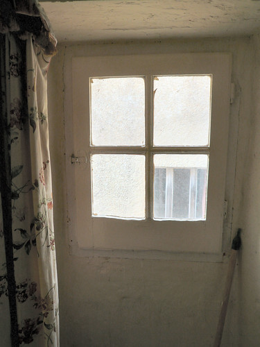 Bedroom side window