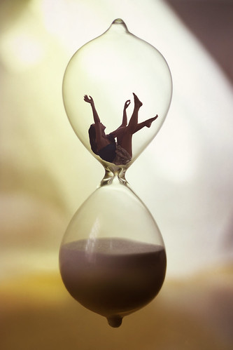 Stuck in an Hourglass | by Elvira Kalviste Photography