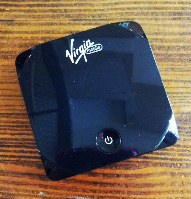 Virgin's Mobile wifi
