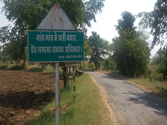 हरियाली से भरपूर है बछखाल गाँव