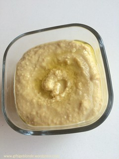 Hummus homemade