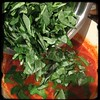 #Portugese #Collards and #Beans  #Homemade #CucinaDelloZio - add the collard greens