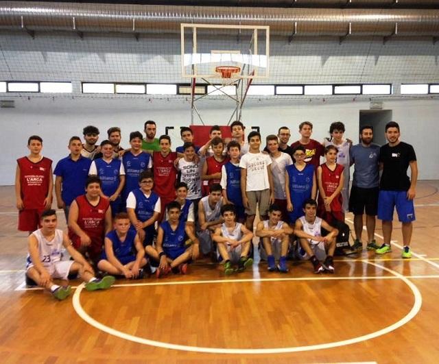 Noicattaro. Basket Day intero