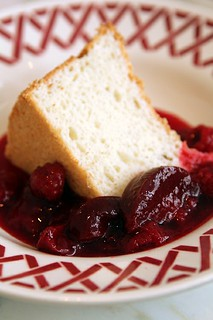 angel food cake | by David Lebovitz