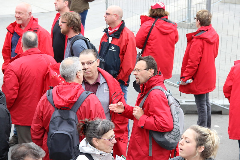 Manifestation nationale - Bruxelles le 24 mai