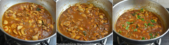 How to make butter beans masala - Step5