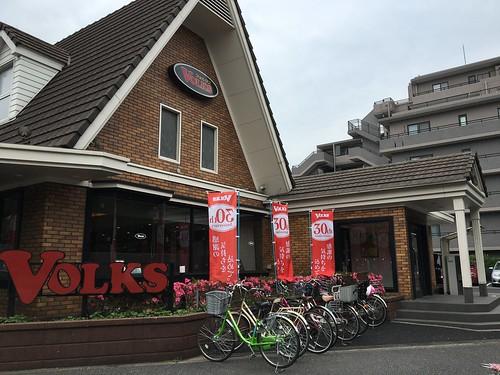VOLKS 高井戸東店
