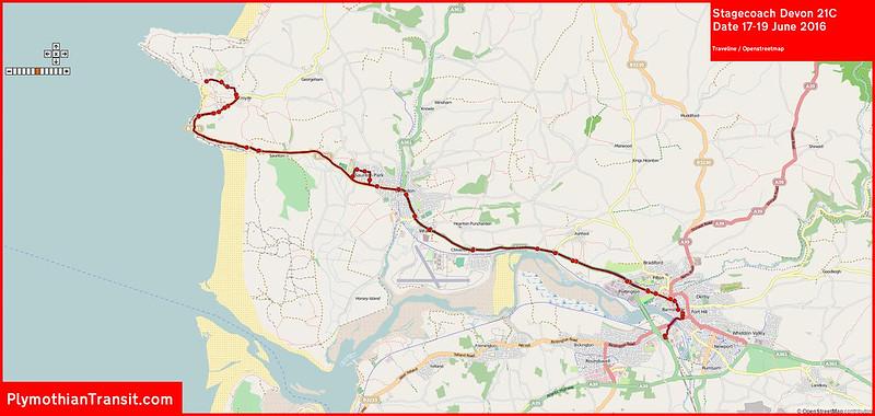 Route-21C