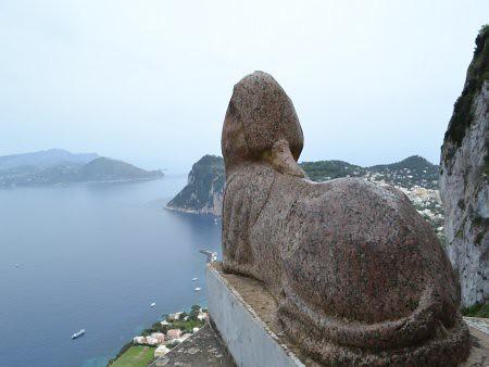 Capri insula magica din Marea Tireniana 20
