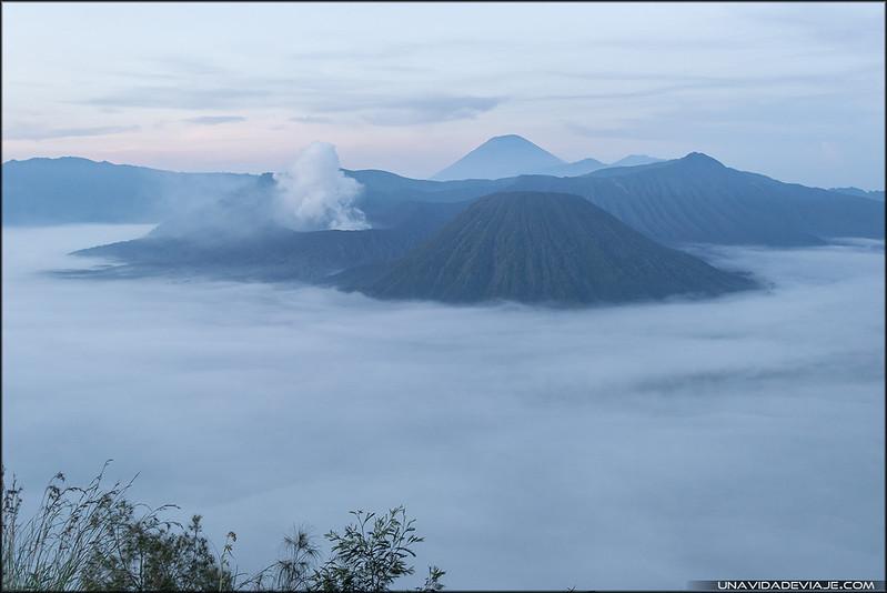 ruta por Indonesia en 15 dias