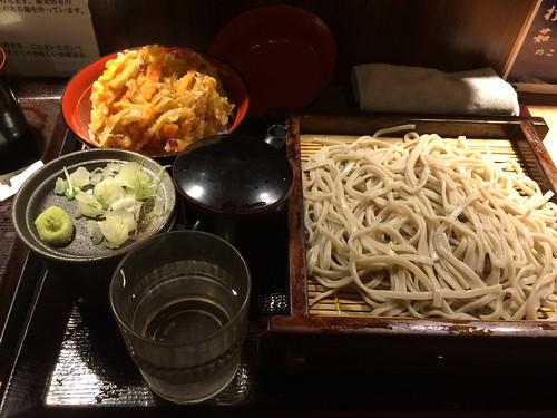 さ竹 蕎麦 恵比寿
