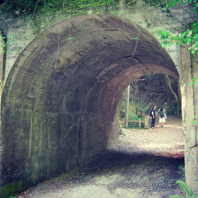 なんだかジブリっぽいトンネル #love #箕面 #大阪 #instagood #me #smile #tunnel #cute #photooftheday #tbt #ジブリ #Japan #nature #beautiful #happy #picoftheday #instadaily #food #swag #amazing #TFLers #fashion #igers #fun #summer #instalike #bestoftheday #smile #like4like #frien
