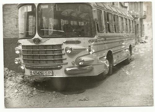 Autocar Sr. Camps