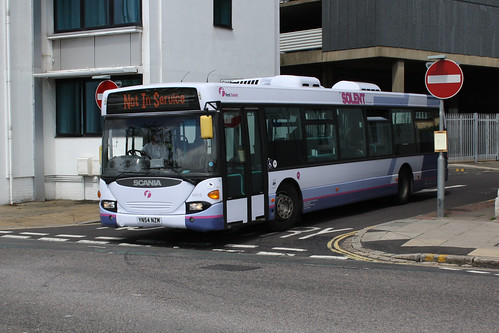 First Hampshire and Dorset 65015 YN54NZM