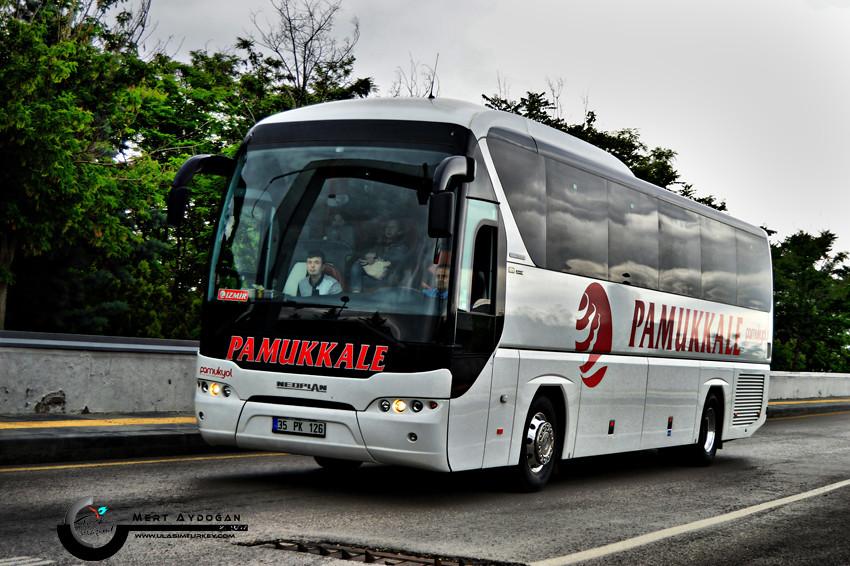 Ираклион, автобус neoplan n2216shd tourliner 12