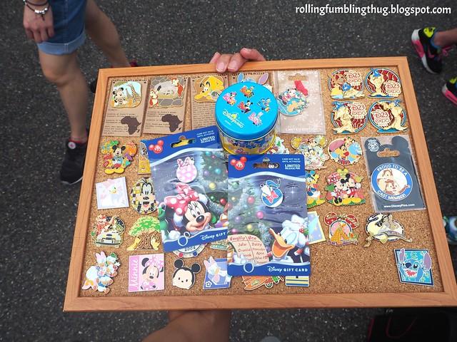 Pin Trading 2016