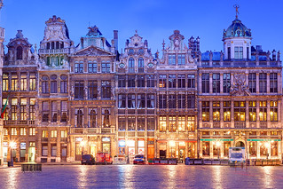 The Shops at Grand Place, Brussels | by zxof.rey