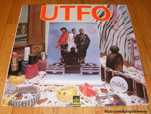 UTFO self titled album | by Dying In Downey