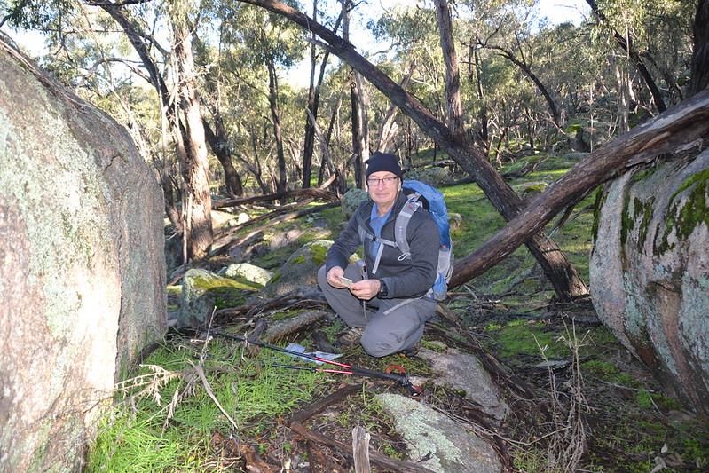Wombats attic cache find