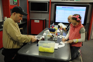 CSI: Flight Adventures Opening Day | by The Children's Museum of Indianapolis