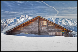 HDR Alp Cottage | by Frederic Huber | Photography