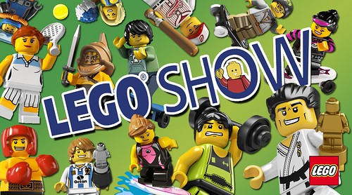 The LEGO Show world record attempt mosaic | by hmillington