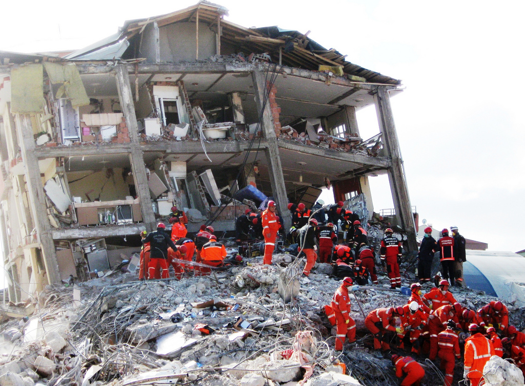 Turkey earthquake – a glimpse of the ECHO assessment