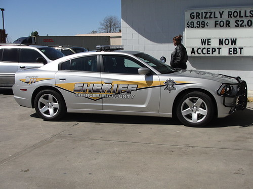 Orangeburg Co Sheriff, SC Dodge Charger | by Staff@SCPoliceCruisers.com