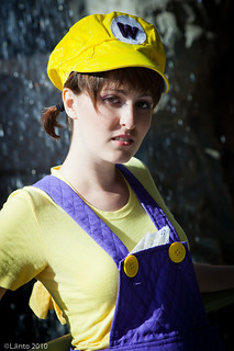 SDCC Wario Princess-2 | by LJinto