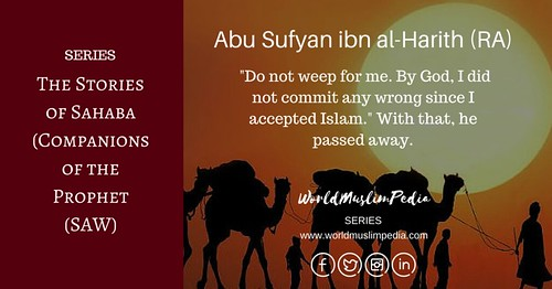 Abu Sufyan ibn al-Harith (RA)