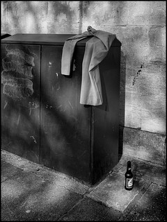 Trousers And A Bottle Of Budweiser | by Canonac