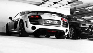 Winged R8. | by Frankenspotter Photography