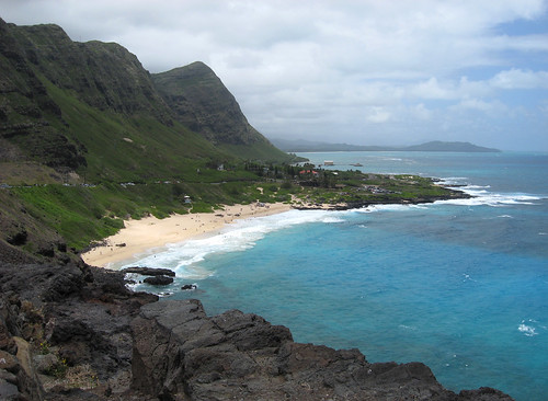 Beach on Oahu