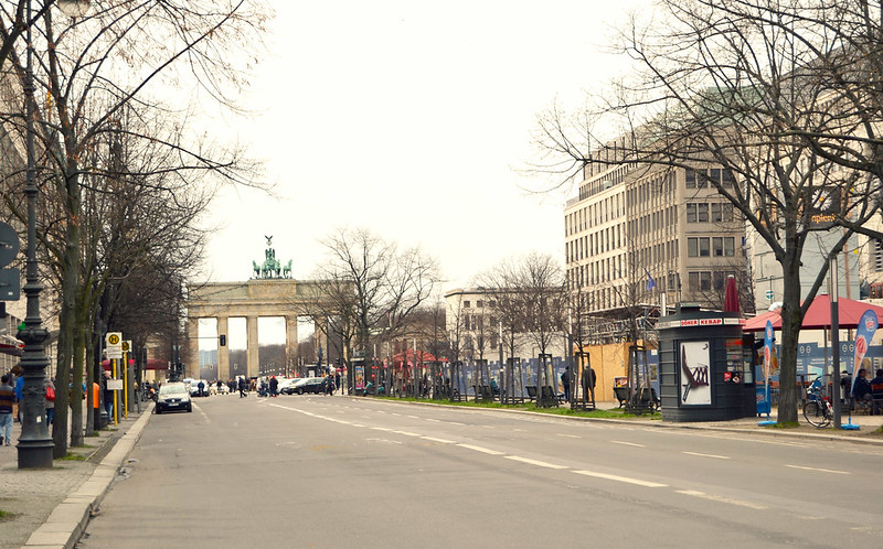 puerta de Bradinburgo Berlin 2016