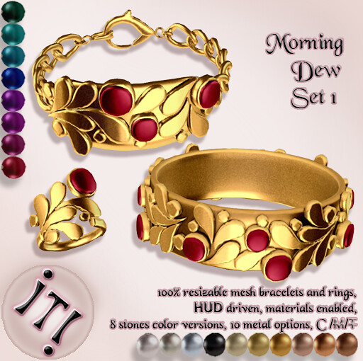 !IT! - Morning Dew Set 1 Image