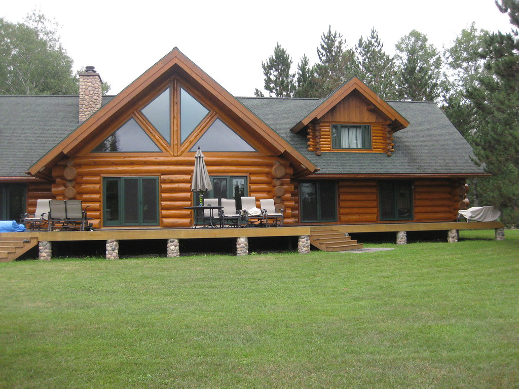 Log Home Maintenance Program Flickr Photo Sharing