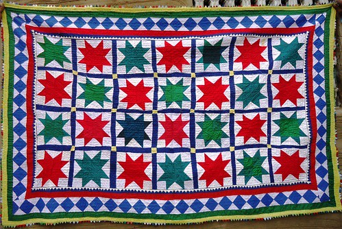 Handmade ralli quilt - PWQ-016 | by Ralli quilts